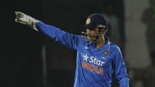 MS Dhoni to lead Jharkhand in Vijay Hazare Trophy 2016-17