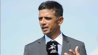 Rahul Dravid wishes India Under-19 team for win against Ireland Under-19 on social media