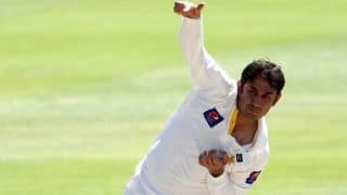 Saeed Ajmal reported for suspect action: PCB prepared for the worst