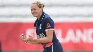 WWC17: Marsh's brilliant 4-45 seals ENG's 7-wicket win over SL