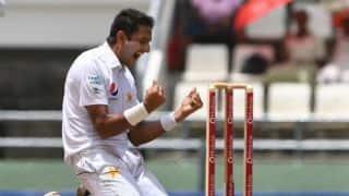 पाक गेंदबाजों का कहर, पहली पारी में 184 पर ढेर अंग्रेज बल्लेबाज