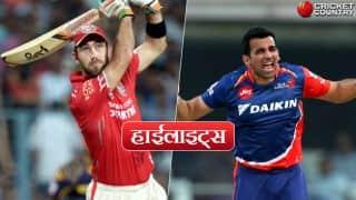 संदीप शर्मा की शानदार गेंदबाजी के आगे बिखरी दिल्ली डेयरडेविल्स टीम