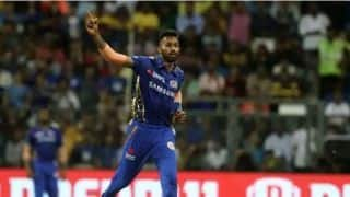 I want to dedicate this Man of the Match to my family and friends; Says Hardik Pandya