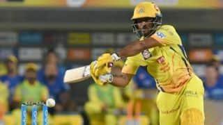 IPL 2018 में 400 रन पूरे करने वाले पहले बल्लेबाज बने अंबाती रायुडू