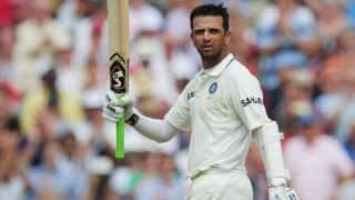 Rahul Dravid: Still making impact in international cricket