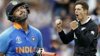 भारत ने मिशेल सैंटनर को 'जरूरत से ज्यादा सम्मान' दिया : श्रीकांत