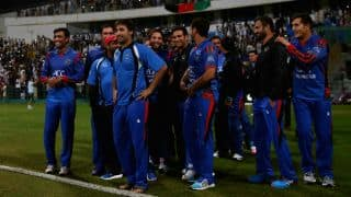 Afghanistan to host 1st home international match at Kabul