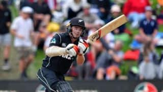 ICC World Cup 2019: New Zealand's Tom Latham ruled out of India warm-up match