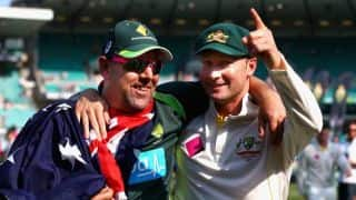 Darren Lehmann wants Michael Clarke to keep opinions to himself