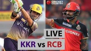 Highlights, Kolkata Knight Riders (KKR) vs Royal Challengers Bangalore (RCB), IPL 10, Match 27: RCB lose by 82 runs