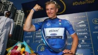 Dubai Cycling Tour 2016: Marcel Kittel wins title