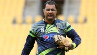 Waqar Younis in danger of being sacked as Pakistan coach following Bangladesh series