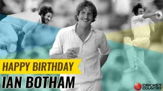 Ian Botham: 20 Beefy facts