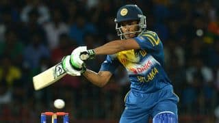 de Silva's maiden T20I fifty helps SL post 128 vs AUS