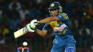 de Silva's maiden T20I fifty helps SL post 128 vs AUS