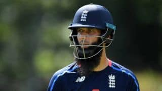 Moeen Ali, James Porter released from England's Test squad