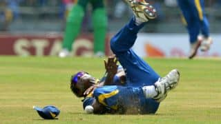 Angelo Mathews says 'rusty' Sri Lanka had bad day against South Africa in 1st ODI