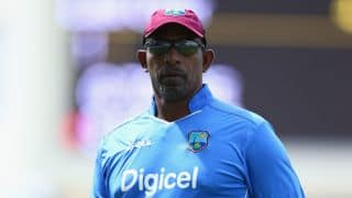 Phil Simmons calls for more intensity from West Indies cricketers on Australia tour