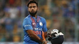 Twitter divided after Rishabh Pant misses out on India's World Cup squad