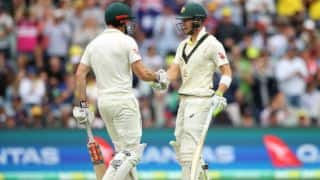 The Ashes 2017-18, 2nd Test, Day 2: Tim Paine falls but Australia in control at tea