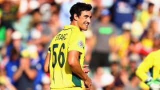 Mitchell Starc bowling close to his best, Joe Burns warns ahead of tri-series
