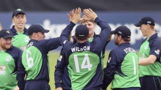 आयरलैंड ने पहली बार अफगानिस्तान से जीती सीरीज, तीसरे वनडे में 5 विकेट से हराया