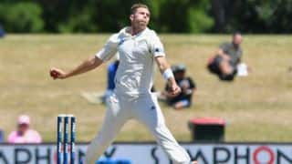 Tim Southee ruled out of Hamilton Test
