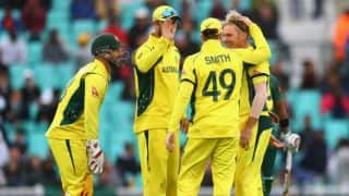 ICC Champions Trophy 2017: Do or die for Australia against England