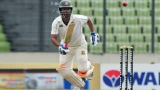 Bangladesh extend lead to 176 against Australia at lunch, Day 3, 1st Test