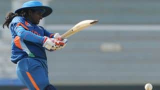 Thirushkamini first women cricketer to be given out Obstructing the Field