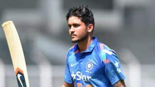 Manish guides India Red into Deodhar Trophy final