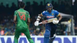 Bangladesh vs Sri Lanka 1st T20I at Colombo: Preview