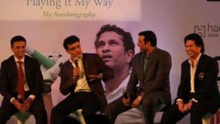 Sachin Tendulkar autobiography launch: VVS Laxman proud to be part of event