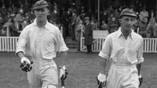 Durban 1938-39: The longest Test ever, a draw after 10 days of play!
