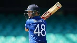 Pakistan vs England, ICC Cricket World Cup 2015, 11th warm-up match: Gary Ballance, Eoin Morgan fall in quick succession