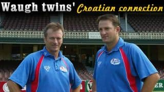Croatia's cricketing connection ahead of FIFA World Cup