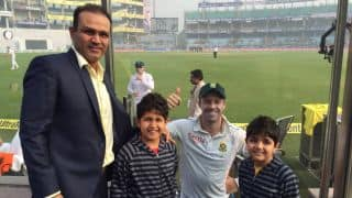 Virender Sehwag: Tendulkar, Ganguly, Dravid, Kumble to be thanked for my success