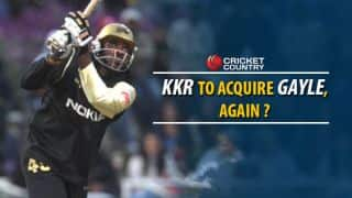 Chris Gayle back into Knight Riders family: Sign of things to come in IPL?