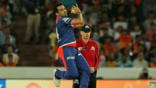 IPL 2017: Zaheer Khan praises Bhuvneshwar Kumar after Sunrisers Hyderabad's win over Delhi Daredevils in IPL 10, Match 21