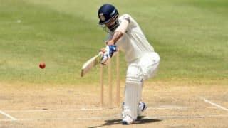 India lead New Zealand by 108 runs at tea