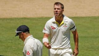The Ashes 2017-18, 4th Test: There is always going to be niggle and banter, says David Warner