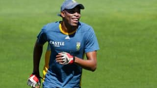 South Africa's Aaron Phangiso eager to receive long run in ODIs