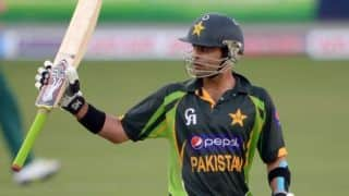 Afghanistan vs Pakistan Asia Cup 2014 Match 3: Pakistan throw away momentum; score 98/4 in 25 overs
