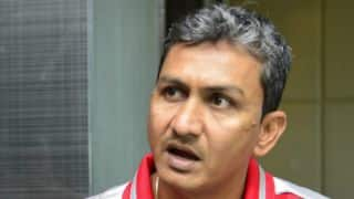 Bangar expects grass on track for 1st Test against WI