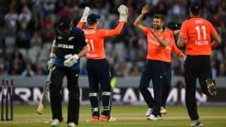England vs New Zealand 2015, one-off T20I at Old Trafford