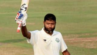 Would be foolish for youngsters to follow us: Wasim Jaffer