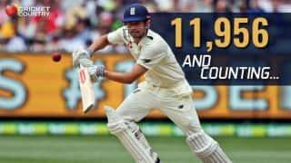Alastair Cook surpasses Brian Lara's run-tally: Most runs in Tests