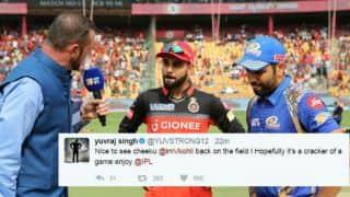 IPL 2017: Virat Kohli makes comeback in Royal Challengers Bangalore (RCB) vs Mumbai Indians (MI) clash - Twitter reactions