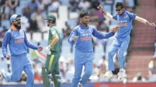 Yuzvendra Chahal, Kuldeep Yadav help India trounce South Africa by 9 wickets; go 2-0 up