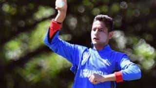 Afghanistan's Wafadar ruled out of 2018 Asia Cup